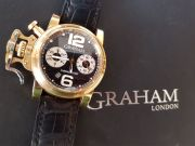 Graham Chronofighter R.A.C. Serial Hours 2CRBR.B04A.C54B