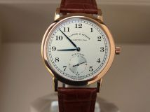 A.Lange & Sohne Sax-O-Mat 18kt Rose Gold Automatic