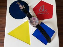 Jacob & Co. The Five Time Zone Watch 40 mm