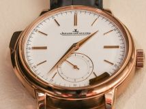 Jaeger-LeCoultre Master Grande Traditional Minute Repeater