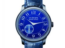 F.P.Journe Chronometre Bleu Tantalum Blue Dial