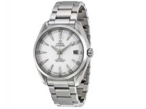OMEGA Seamaster Aqua Terra Silver Dial Stainless Steel