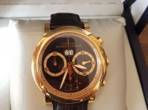 Corum	996.201.55 Flyback chronograph Rose Gold - Limted Edition