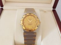 Omega Constellation Steel / Gold