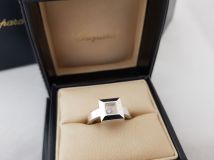 Chopard Square Ring Happy Diamonds