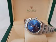 Rolex Oyster Perpetual 39 Blue