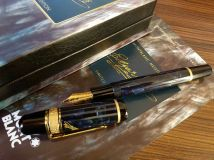 Montblanc Writers Edition Limited Edition Edgar Allan Poe Fountain Pen