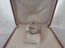 Cartier 3284 Ballon Bleu W3BB0018 Diamond Dial