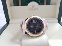 Rolex Datejust 116333 Slate Dial