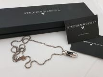 Stephen Webster Thorn Bullet Necklace