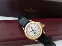 Patek Philippe 5134J-001 Travel Time 18kt Rose Gold 37mm