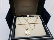 Chopard Happy Spirit Rose Gold Small Round Pendant  797990-0003