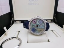 Jacob & Co. The Five Time Zone Watch 47 mm