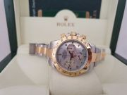 Rolex Daytona Steel And Yellow Gold Mother Of Pearl Dial 40mm 116523 MAO