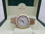 Rolex Datejust Datejust 41mm Steel and  Gold 126333