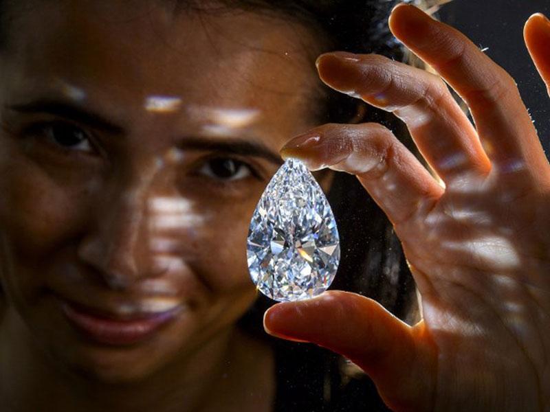 сколько на планете алмазов любовь